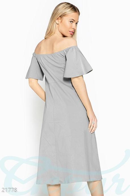 642ab609fb1f Купить яркое платье-клеш 21778 в интернет магазине mirplatev.ru ...